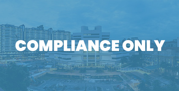 compliance only